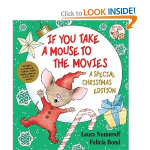If You Take a Mouse to the Movies (A Special Christmas Edition)