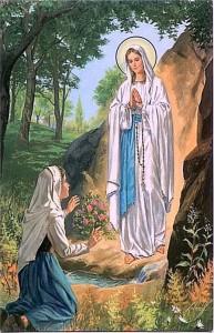 Saint Bernadette and Our Lady of Lourdes: Saints and Scripture ...