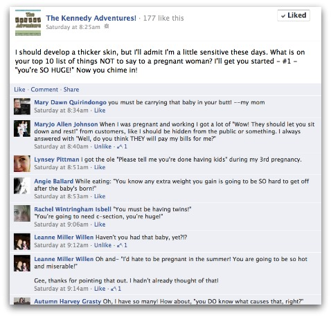 The Kennedy Adventures on Facebook