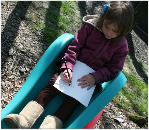 Don't be intimidated by science! Check out these easy tips for nature study with your toddlers and preschoolers.