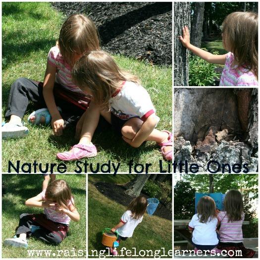 nature study for preschoolers