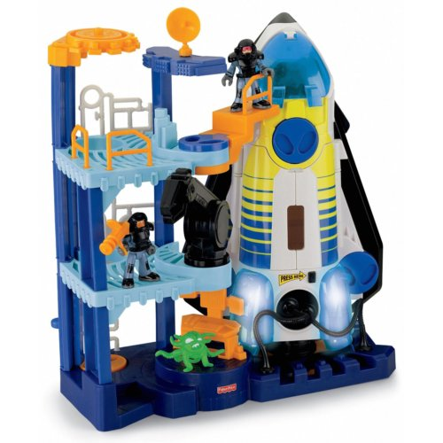Imaginext Space Station