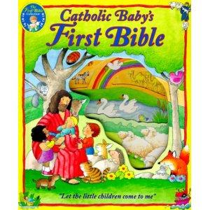 catholic baby bible