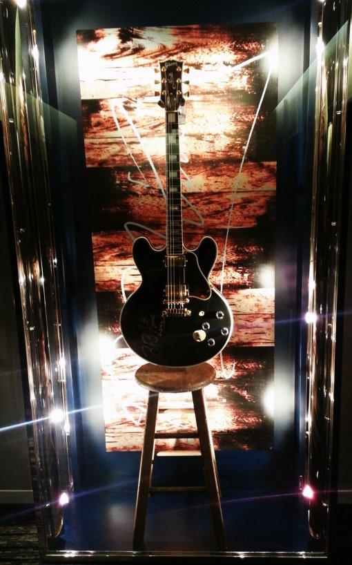 BB KIng Guitar