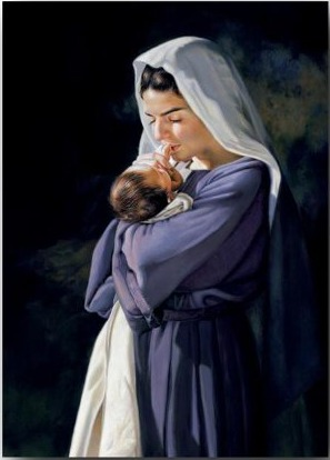 religious art gifts for catholic mothers