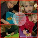 saint Nicholas Crafts with Kids