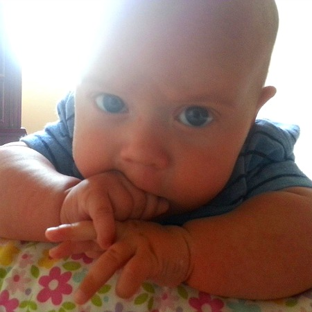 daniel 3 months