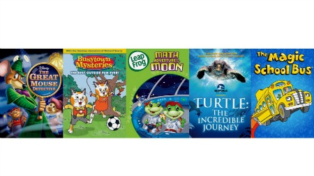 preschool science shows on Netflix