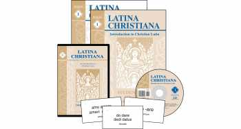 Latina Christiana Latin program homeschool