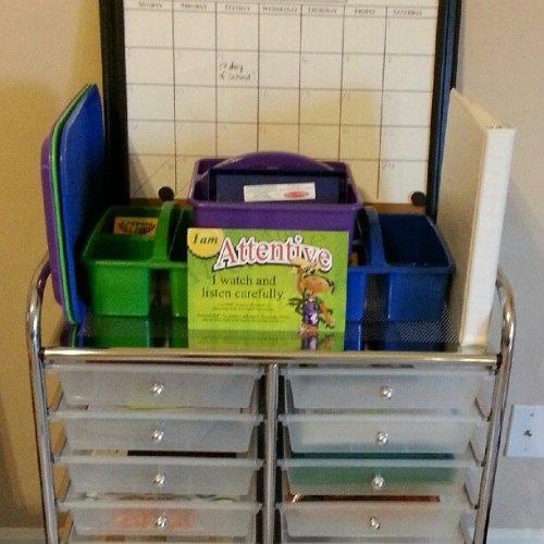 setting up your homeschool classroom