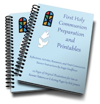 preparing for First Communion