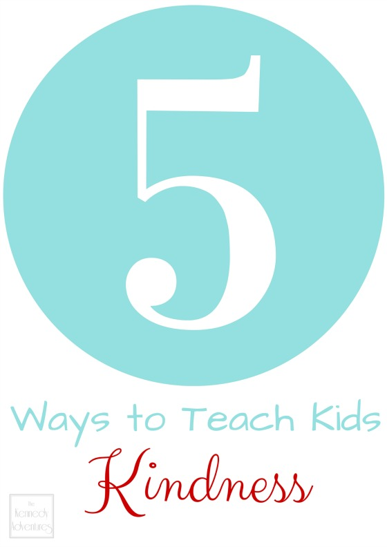 5 practical tips for teaching kids to be kind