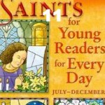 Saints books for Catholic kids
