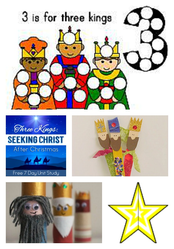 epiphany crafts for kids