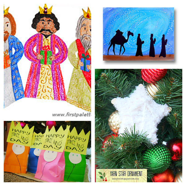 epiphany crafts and activities