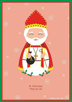 St Nicholas Doll