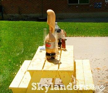 skylanders party activity idea