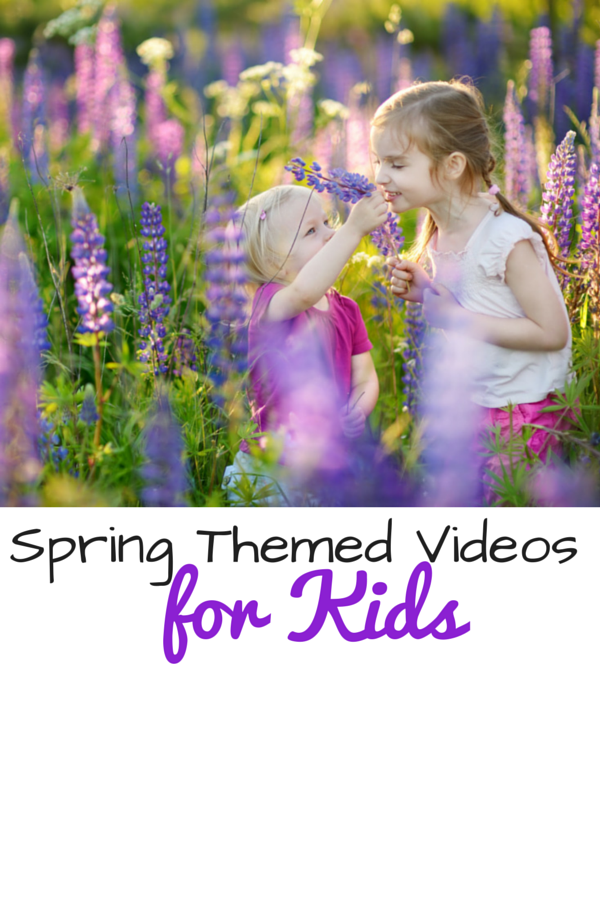 Spring Themed Videos for Kids on Netflix