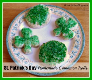 St Patrick's Day Snacks
