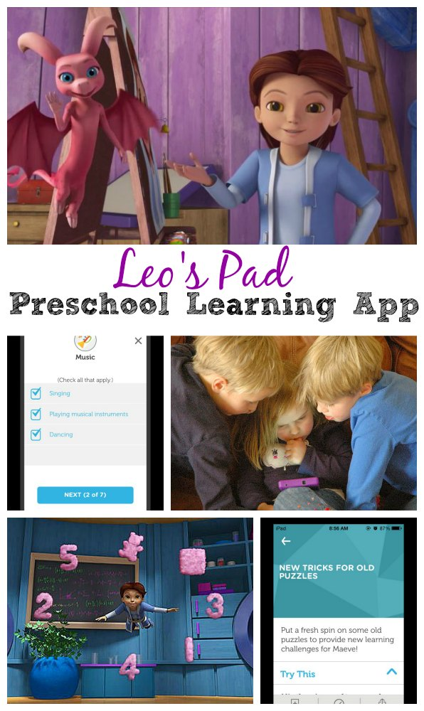 preschool learning apps