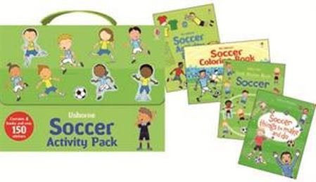 soccer activity pack