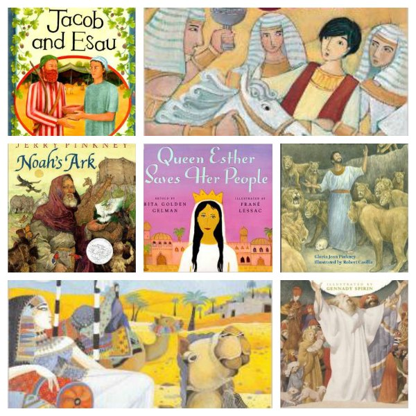 Catholic picture Books Old Testament