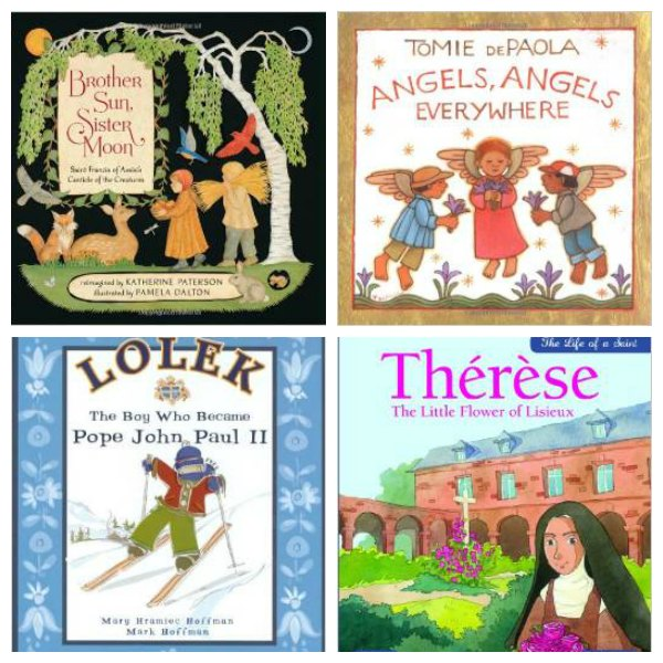 Catholic picture books October