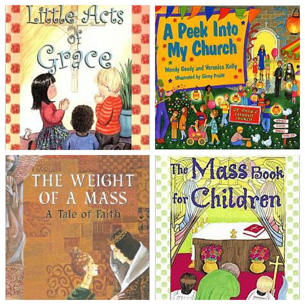 catholic picture books about Mass