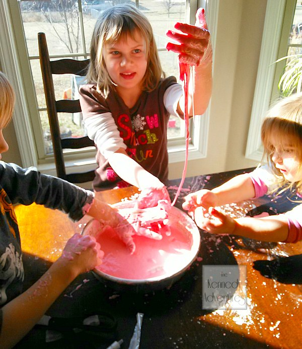 homeschooling science with multiple ages