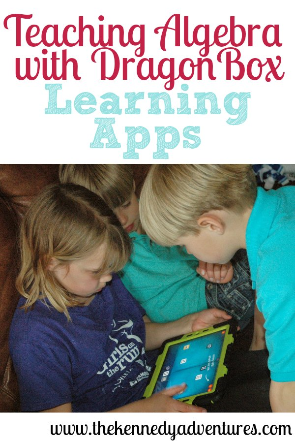 Teaching Algebra in Your Homeschool with Learning Apps