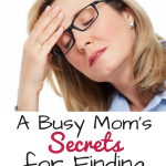 A busy mom's secrets to Finding hidden energy #V8EnergyBoost #collectivebias