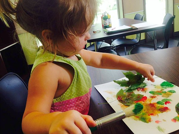 painting supplies for your classical preschool