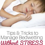 managing bedwetting without stress #ConfidentKids #ad #CollectiveBias