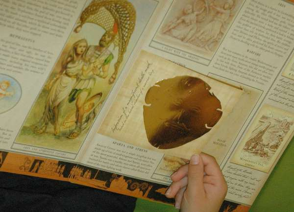 study greek mythology in your homeschool