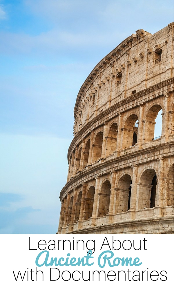 study Ancient Rome in your homeschool