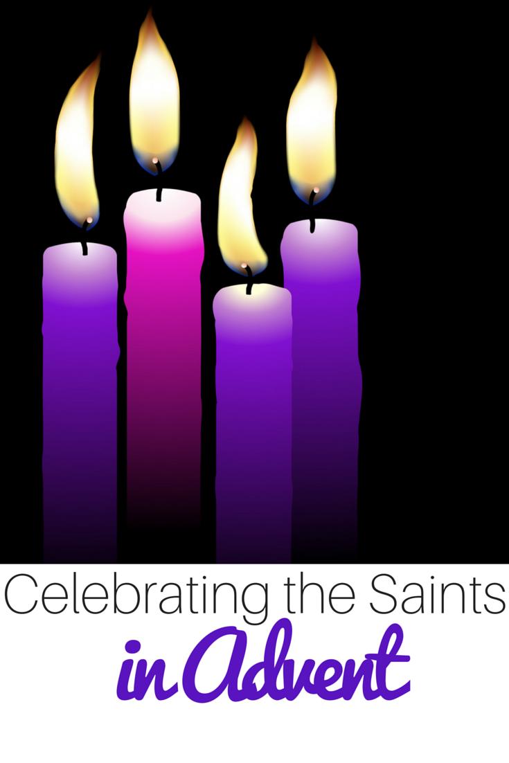 saints of advent