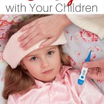 dealing with sick kids