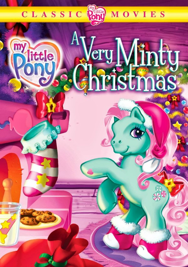 very minty christmas mlp
