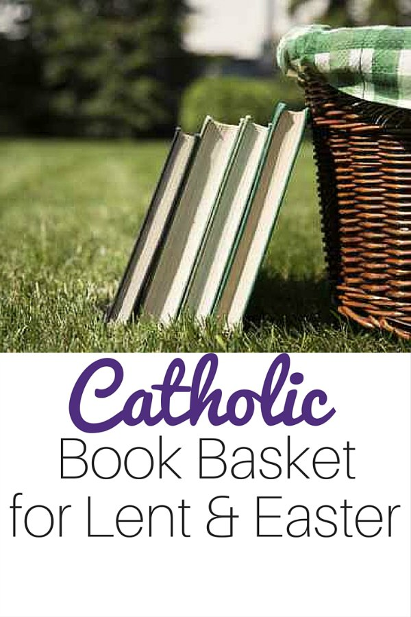 Catholic Picture Books for Lent and Easter