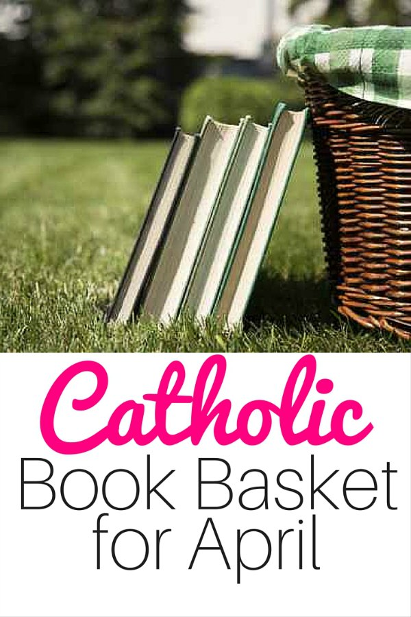 Great books about Catholic saints for April