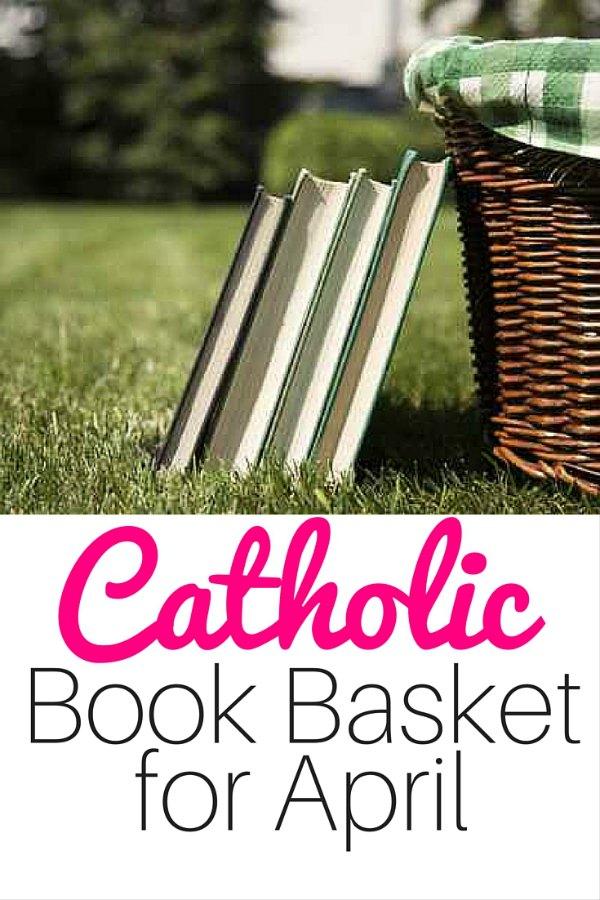 Catholic Saints Books for April