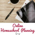 Looking for the perfect online homeschool planner for your busy family? Take a peep at Homeschool Planet.
