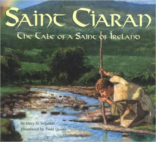 Saint books for Catholic Kids