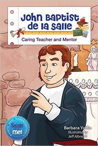 john baptist de la salle Catholic saints books
