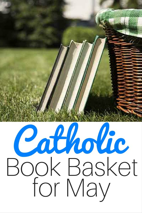 Catholic Saints books for the month of May