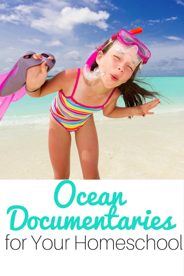 ocean documentaries for your homeschool kids