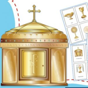 Catholic Flash Cards for Children