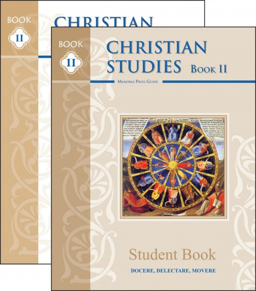 Christian Studies for the classical homeschool from Memoria Press