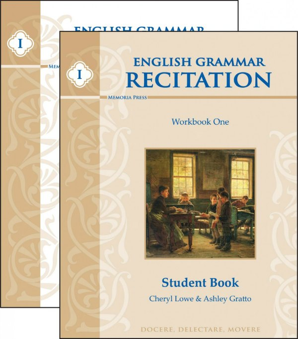 Grammar for a Classical Homeschool from Memoria Press