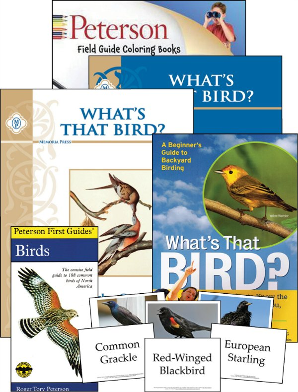 Bird Study for Homeschoolers from Memoria Press